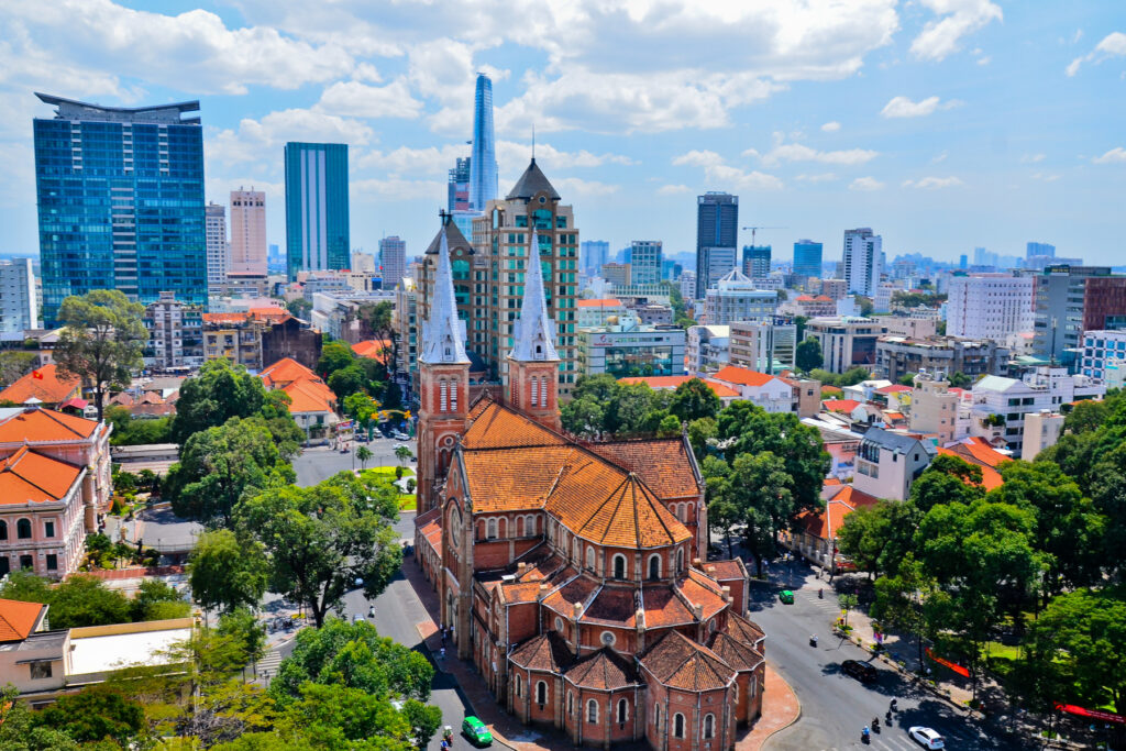 Hello Ho Chi Minh City! New campaign unveiled