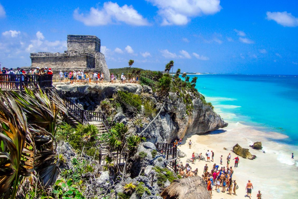 New Tulum Airport and Train From Cancun Will Connect Tourism Hotspots