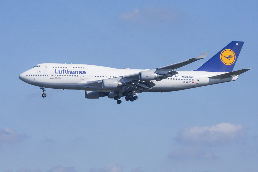 Lufthansa phases out A380 and 747's & launches new business class