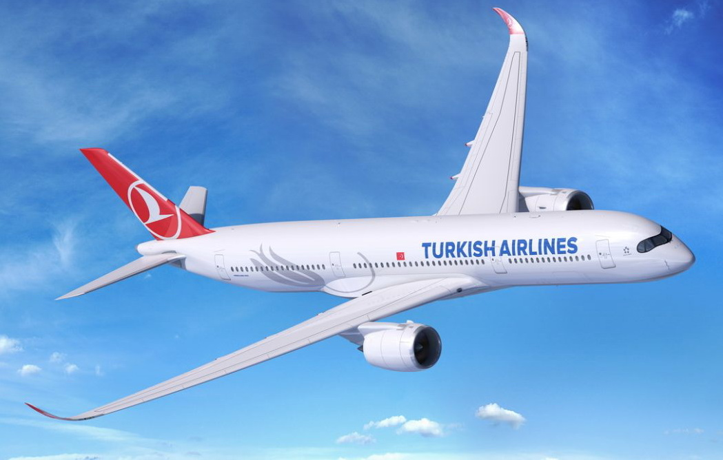 Turkish Airlines reports better traffic results