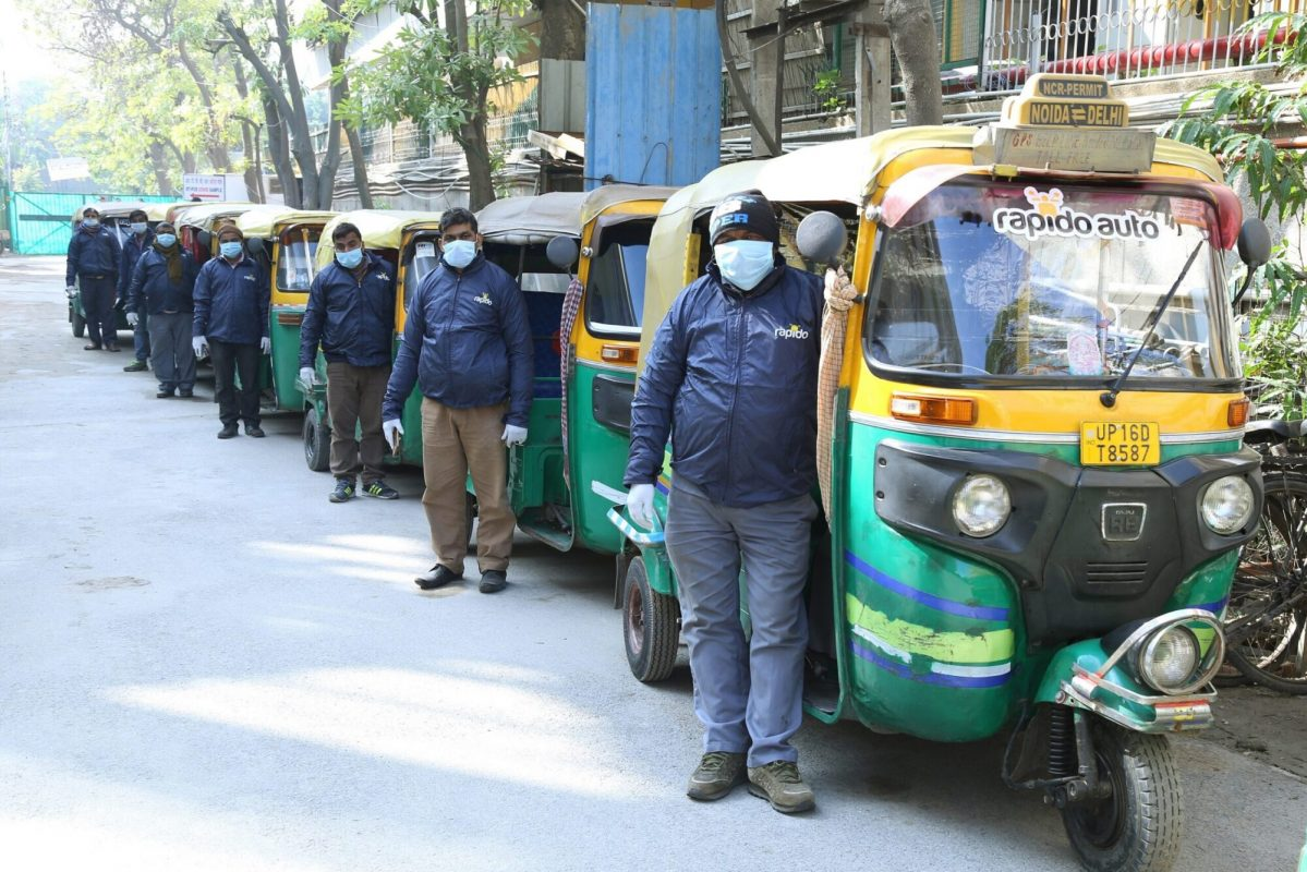 Ride to vaccinate! Rapido supports India's COVID 19 vaccination drive with free rides to Delhi citizens