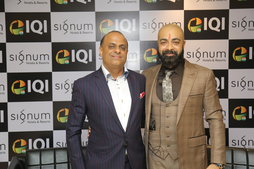 Signum Hotels and realty major IQI to promote domestic tourism in post Covid India