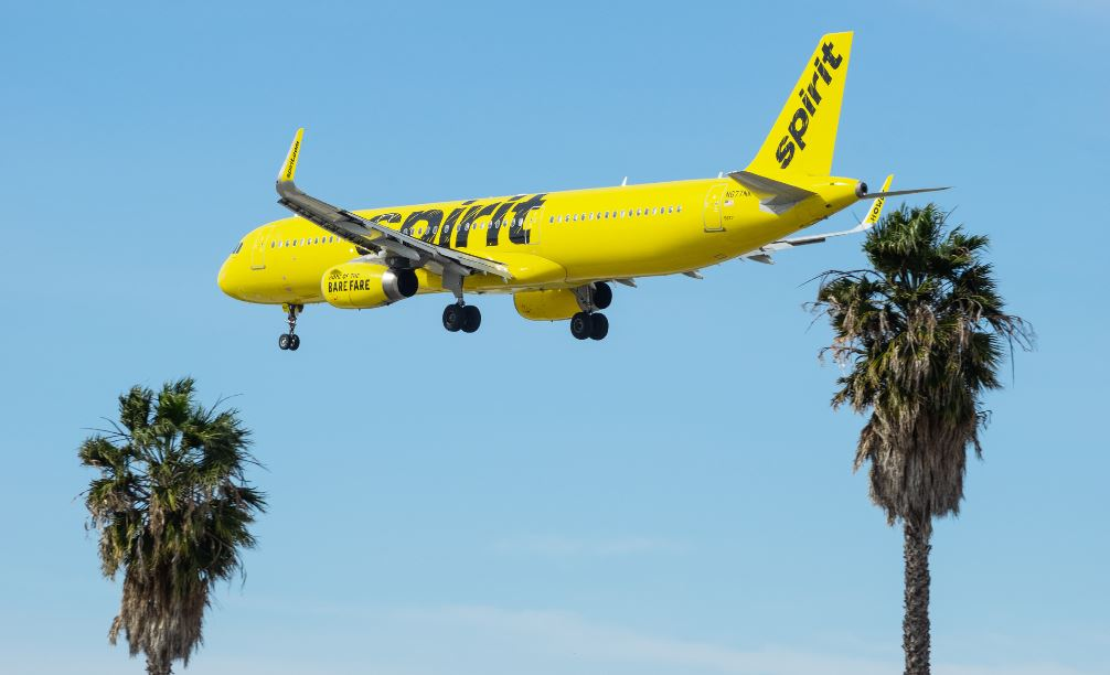 Spirit Airlines Expands Further With New Routes To Mexico Announced
