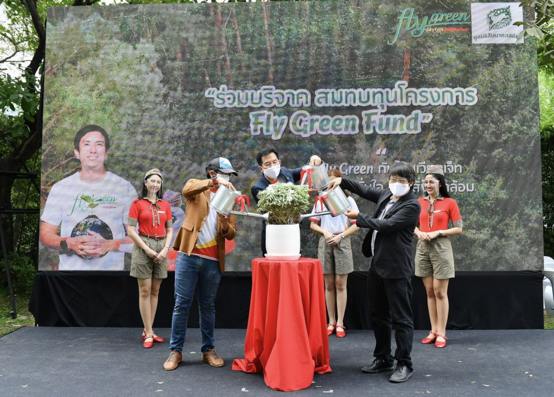 Thai Vietjet unveils 'Fly Green Fund' to support environment