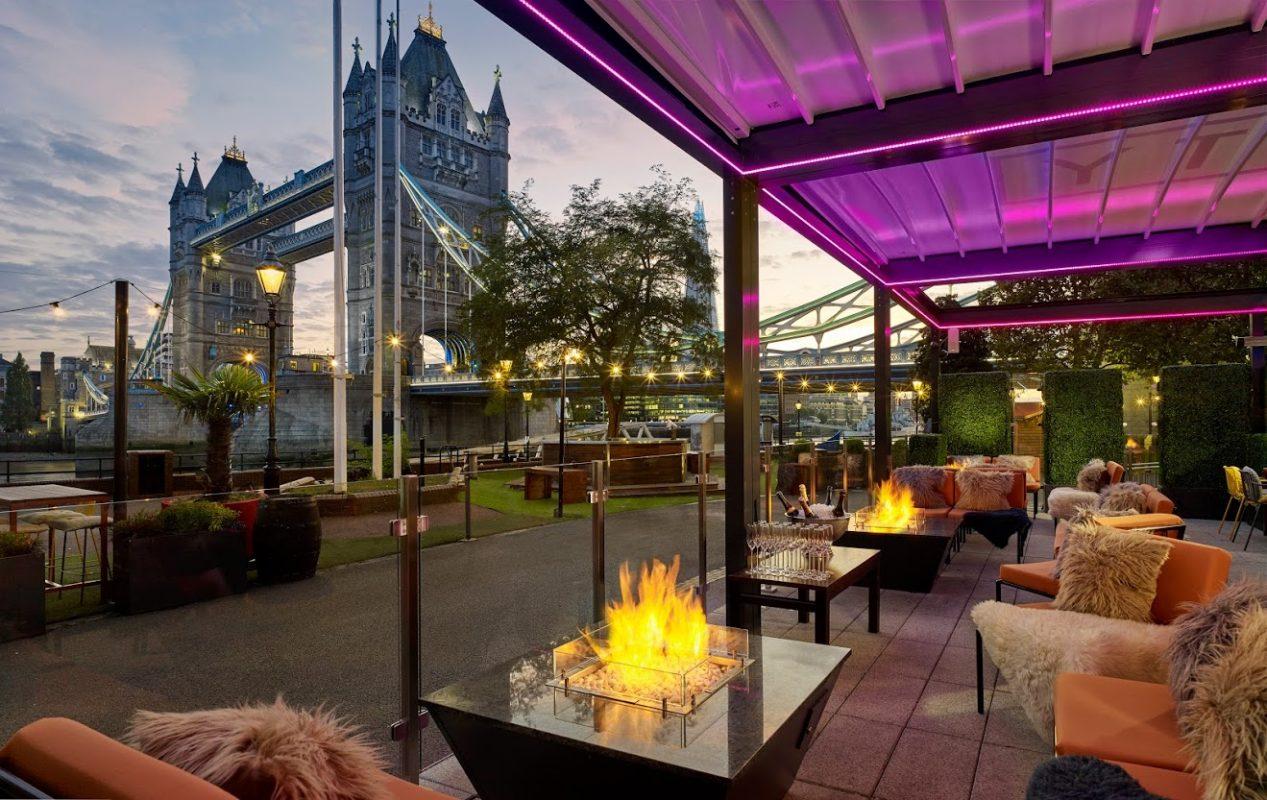 The city is back! Maiden Hotel Week London in May to revive domestic travel