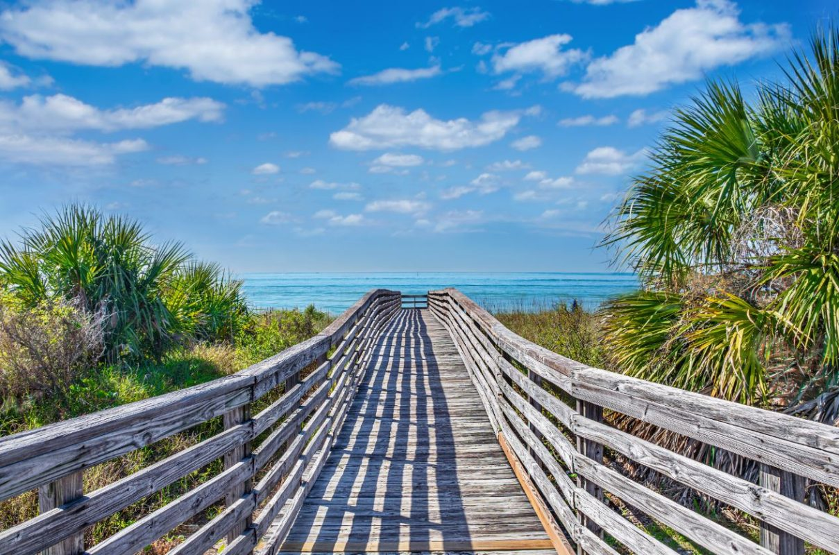 Top Ten Outdoor Holiday Destinations in the U.S. This Summer