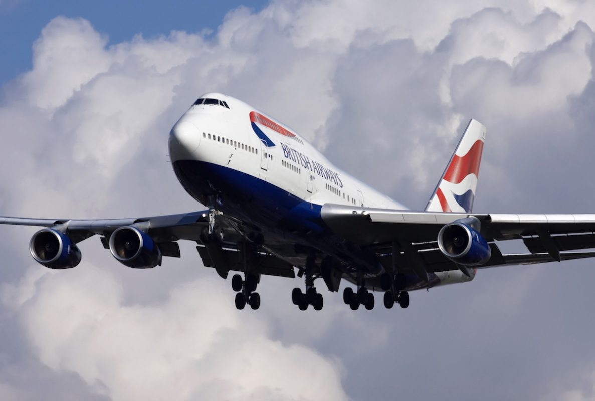 UK Airlines Urge Government For Travel Corridor With U.S.
