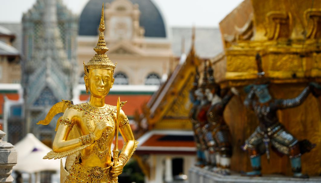 US Embassy In Bangkok Issues Alert As Thailand Hits Cases Record